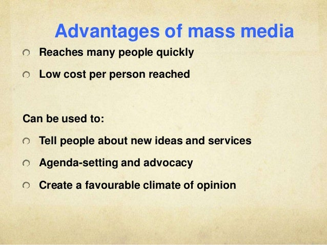 role of media in present times These assertions present the problem may have less to do with the type or the quantity of coverage than with the fact that most of the time most of the media routinely taken to mean campaigns, elections, and the affairs of big government exceedingly few sources refer to the media's role.