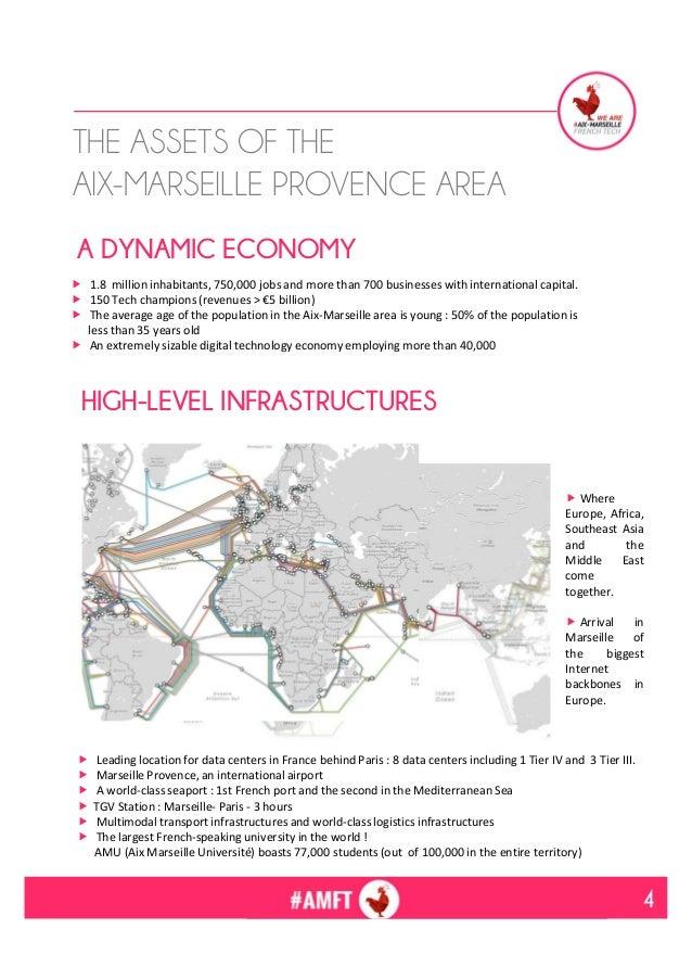 AixMarseille French Tech Press kit