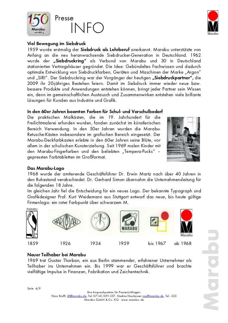 Presse                         INFOViel Bewegung im Siebdruck1959 wurde erstmalig der Siebdruck als Lehrberuf anerkannt. M...