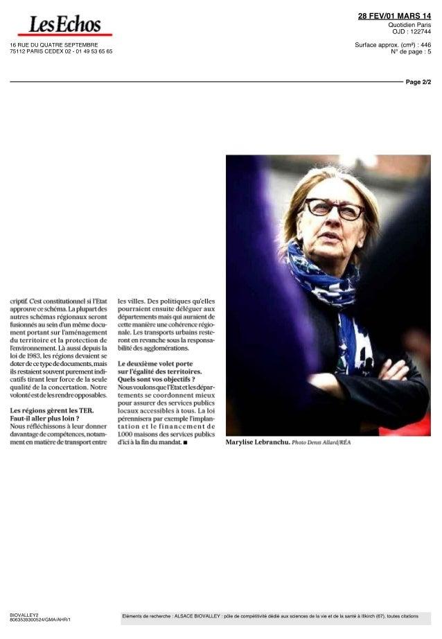 Le nouvel Institut hospitalo- universitaire (I.H.U.) à Strasbourg La capitale européenne confirme sa position comme pôle m...