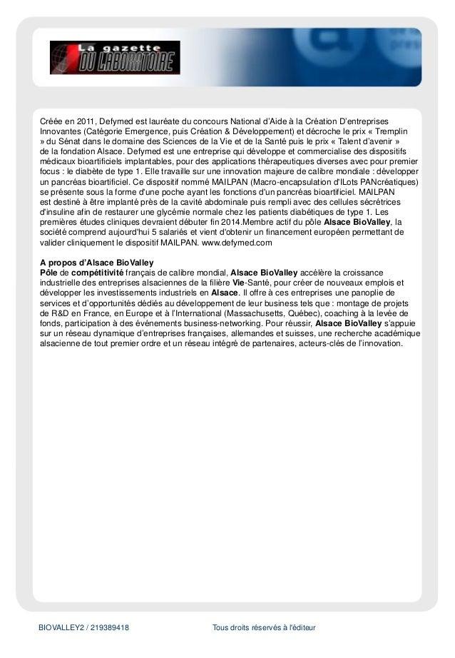 Mai$2014$ De part et d'autre duRhin,entre l'Alsace,le Bade-Wurtemberget Bâle,s'est développé enquelques décenniesunpôle mo...