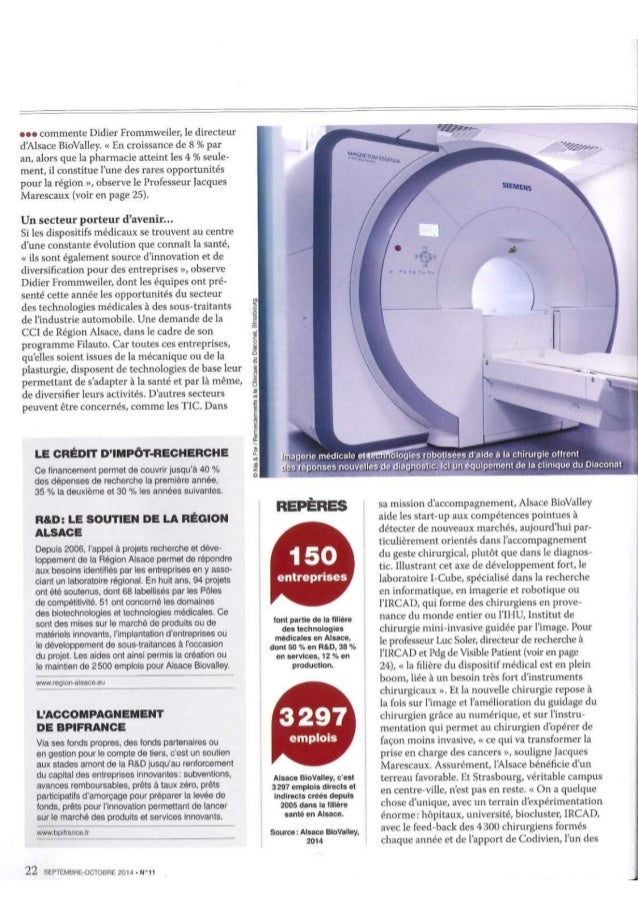 Press book 2014 BEST OF Alsace BioValley