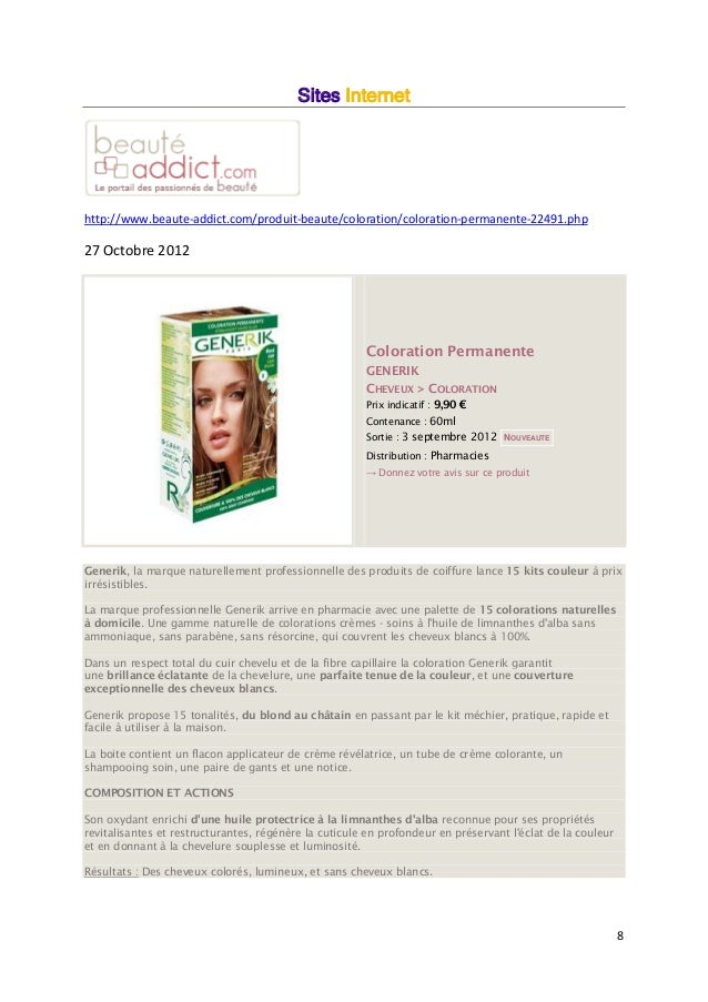 Press Book Generik 2012/2013