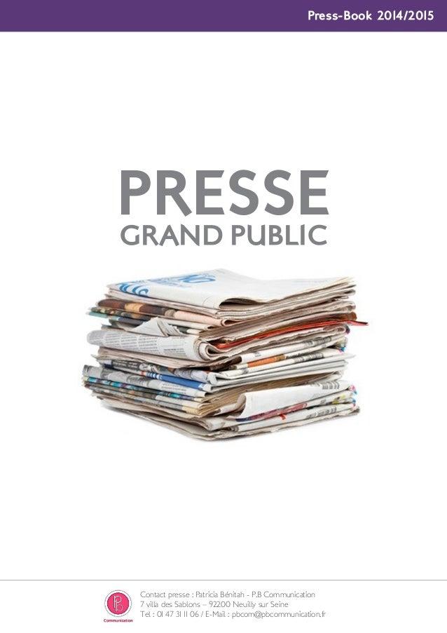 Press book mars 2015 Cbien.com Slide 3