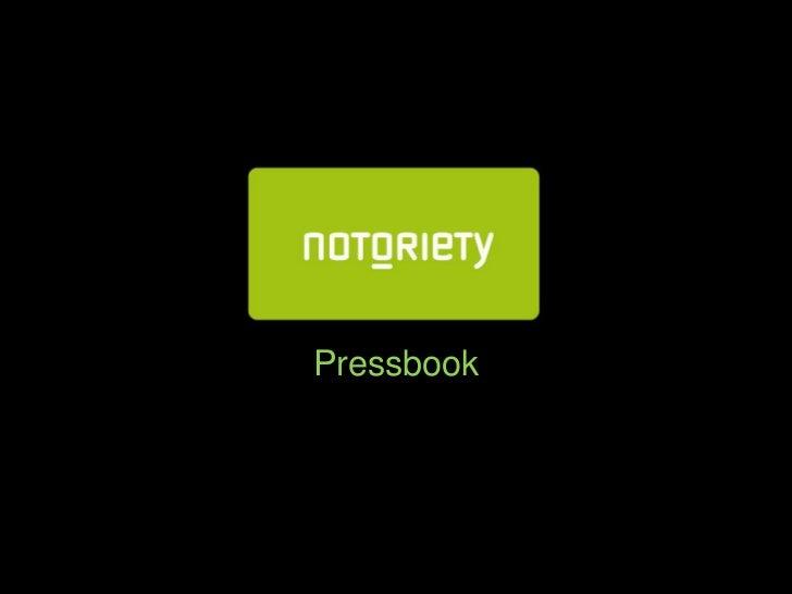 Pressbook<br />