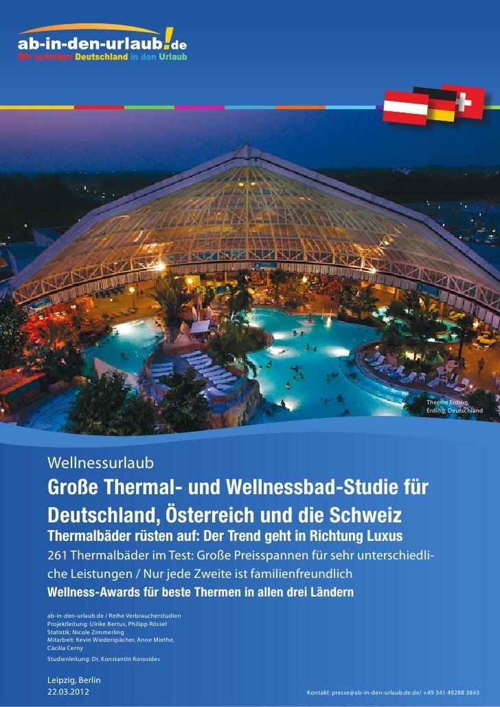 Therme Erding,                                                                                         Erding, Deutschland...