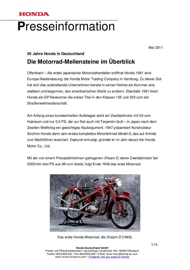 Presseinformation                                                                                               Mai 2011 5...