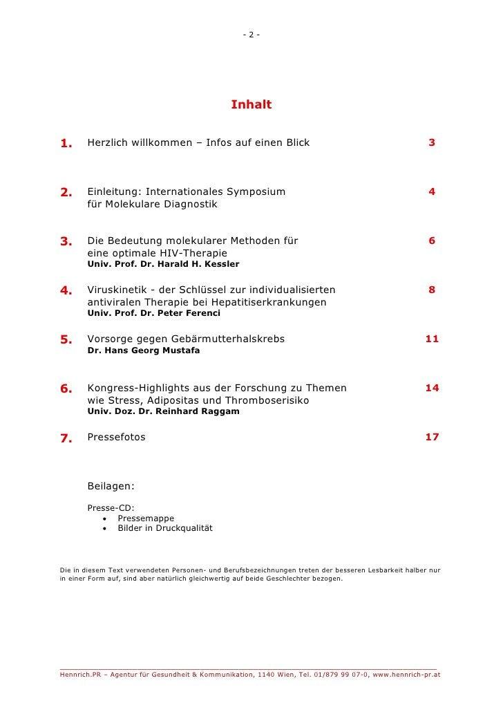 -2-                                               Inhalt1.     Herzlich willkommen – Infos auf einen Blick                ...