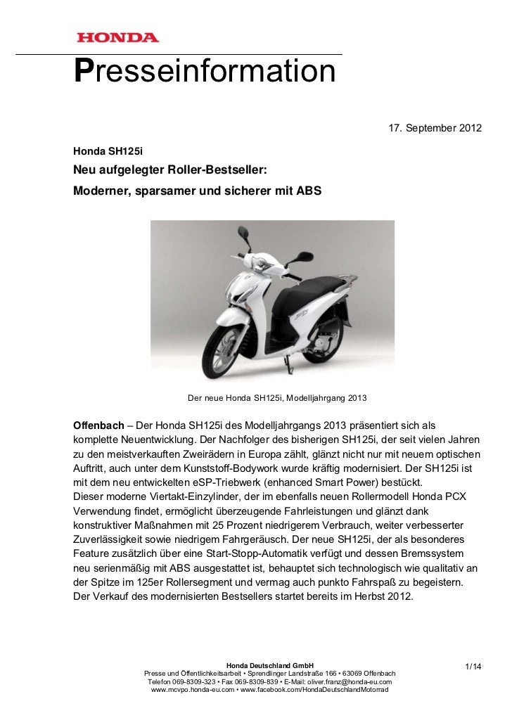 Presseinformation                                                                                            17. September...