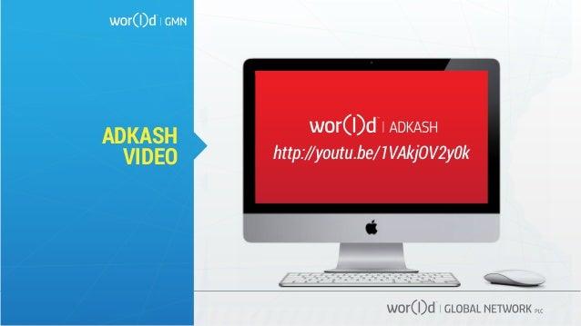 ADKASH VIDEO http://youtu.be/1VAkjOV2y0k