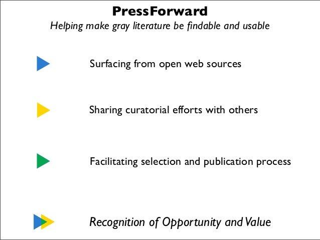 Pressforward Presentation at the Western Humanities Alliance Annual Meeting, November 2013 Slide 3
