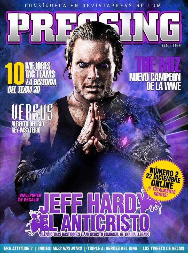 LUCHADOR                           Anterior   Semanas   Puntos   Totales1. Edge (WWE Smackdown!)              1          7...