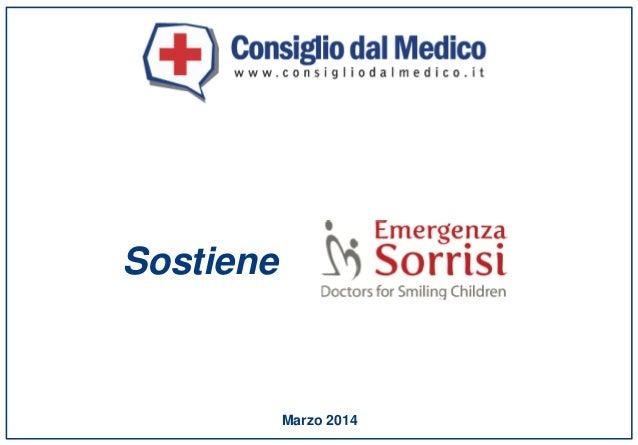 Marzo 2014 Sostiene
