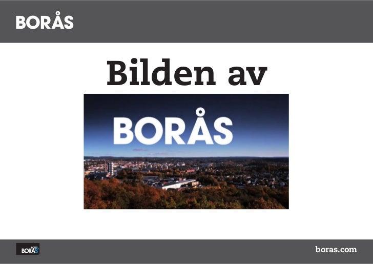 Bilden av            boras.com