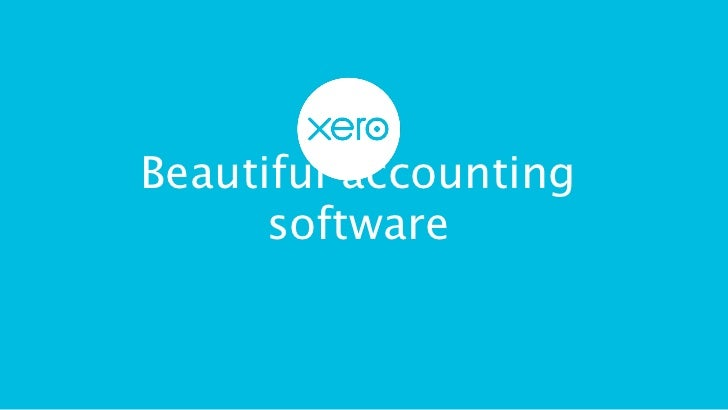 Beautiful accounting      software