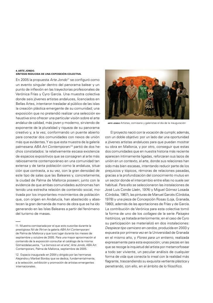 PUbLICIDAD ENgAñOSA   en La fàbrica de Licorsque refuerza la idea esencial del artista, prescindiendo           en el preá...