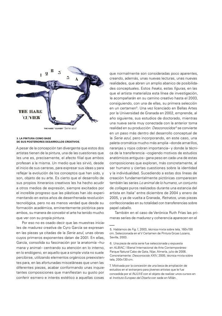 4. ARTE jONDO.SíNTESIS REDUCIDA DE UNA EXPOSICIÓN COLECTIvA.En 2005 la propuesta Arte Jondo11 se configuró comoun evento s...