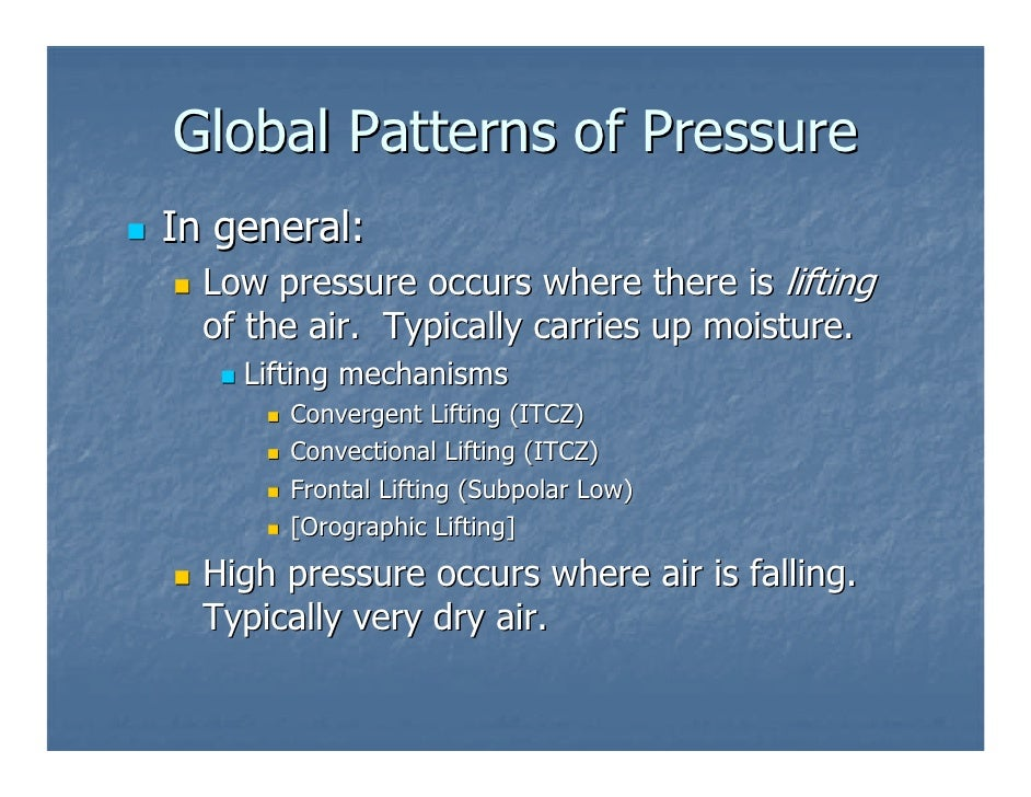 Subtropical high-pressure systems generate both the trade winds and the westerlies