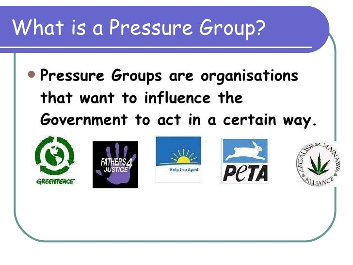 examples of pressure groups in india
