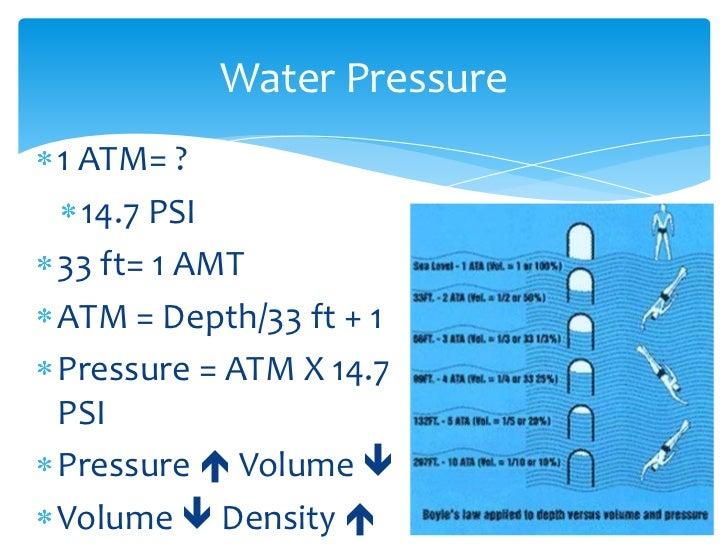 Pressure ppt s kyle