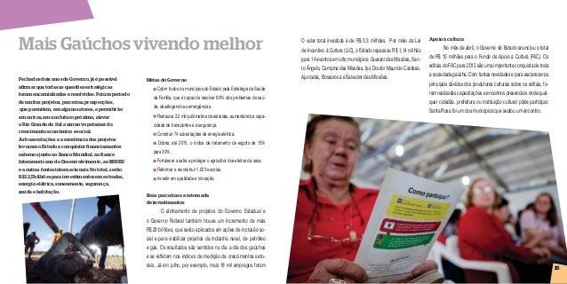 Prestação de Contas 2012 Rio Grande do Sul - Região 7 Slide 2