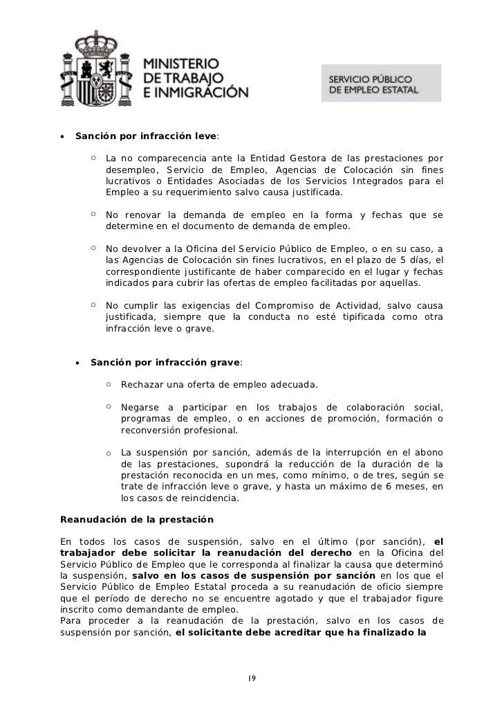 Prestacion por desempleo for Renovar demanda de empleo con certificado digital