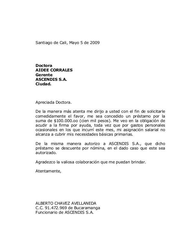 Santiago de Cali, Mayo 5 de 2009 Doctora AIDEE CORRALES Gerente ASCENDIS S.A. Ciudad. Apreciada Doctora. De la manera más ...