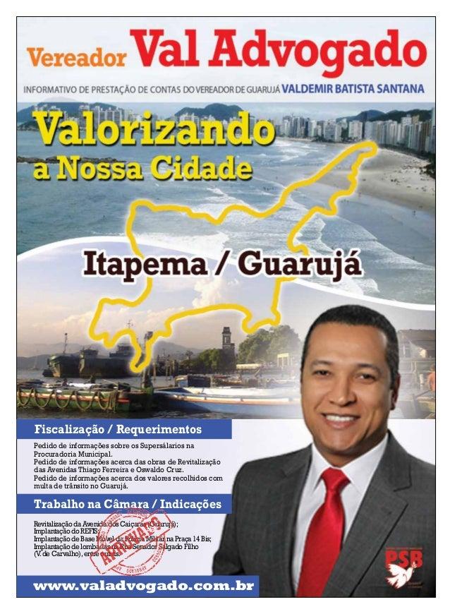 Fiscalização / Requerimentos Pedido de informações sobre os Supersálarios na Procuradoria Municipal. Pedido de informações...