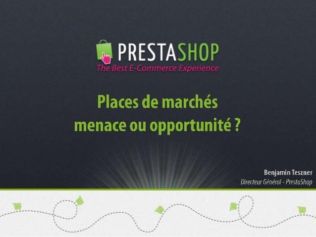 Catalogue directement sur les places de marchéVous profitez de la notoriété des PDMVous payez des frais sur vos ventes (+ ...