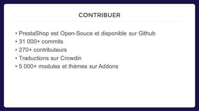 #PrestaShopDay - Atelier - Conseils & astuces développement de modules Slide 3