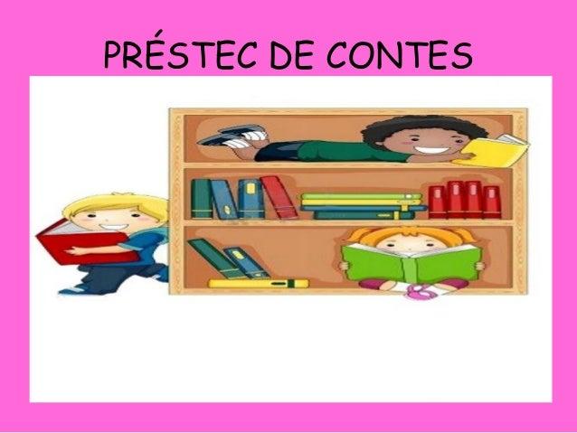 PRÉSTEC DE CONTES
