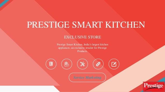 Prestige smart kitchen