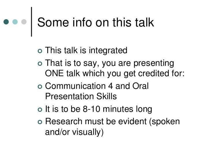 10 minute talk topics