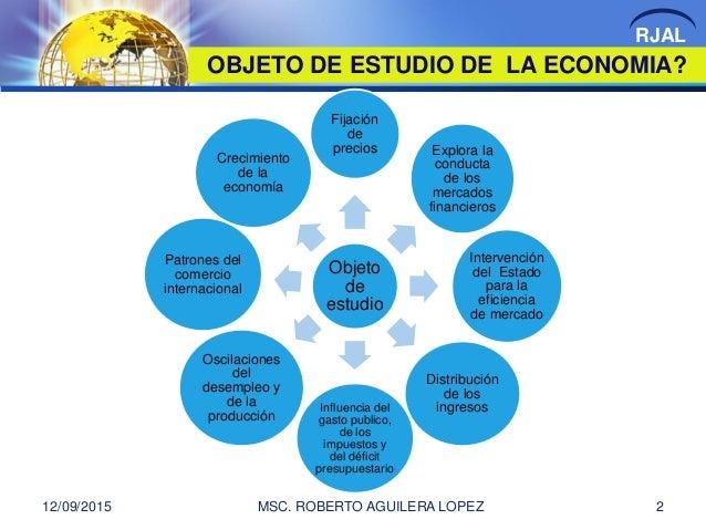 INTRODUCCION A LA ECONOMIA Slide 2