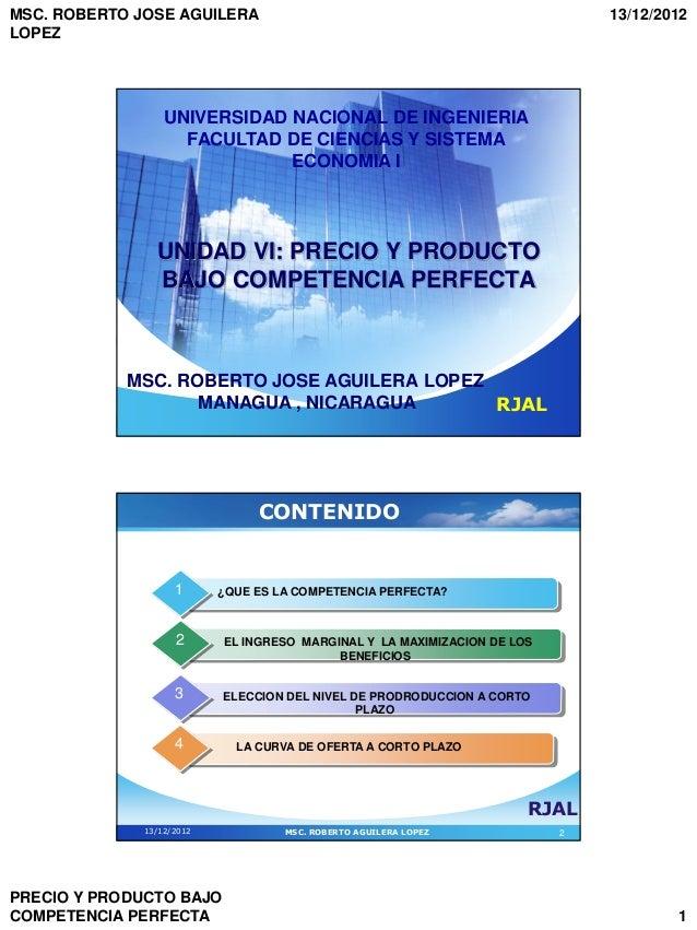 MSC. ROBERTO JOSE AGUILERA                                                    13/12/2012LOPEZ                  UNIVERSIDAD...