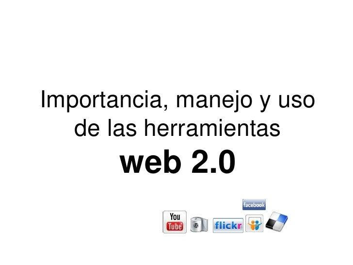 Web2.0 Slide 3