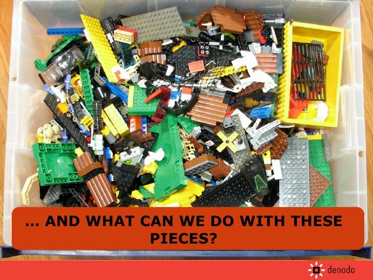 …  AND WHAT CAN WE DO WITH THESE PIECES?