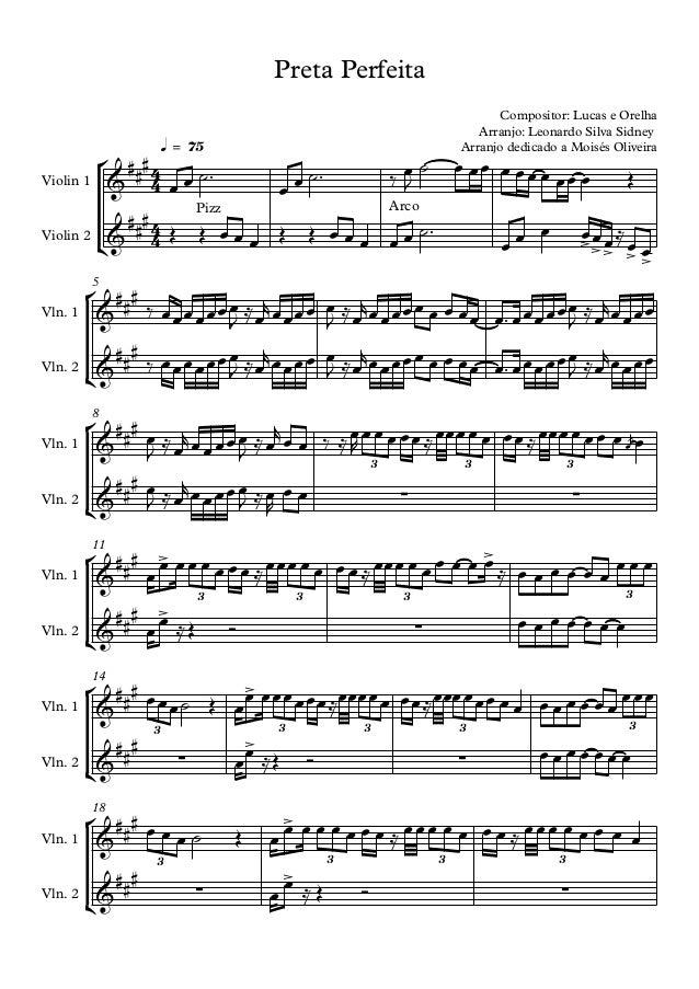 ° ¢ ° ¢ ° ¢ ° ¢ ° ¢ ° ¢ Violin 1 Violin 2 q = 75 Vln. 1 Vln. 2 5 Vln. 1 Vln. 2 8 Vln. 1 Vln. 2 11 Vln. 1 Vln. 2 14 Vln. 1 ...