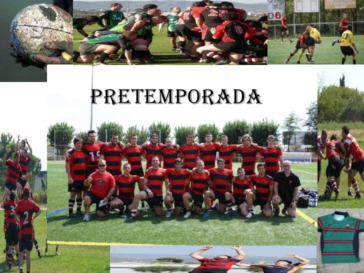 PRETEMPORADA