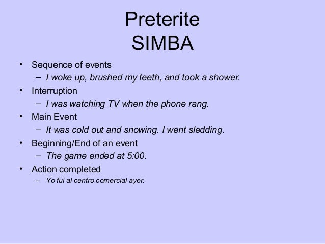 Preterite vs imperfectppt – Preterite Vs Imperfect Worksheet with Answers