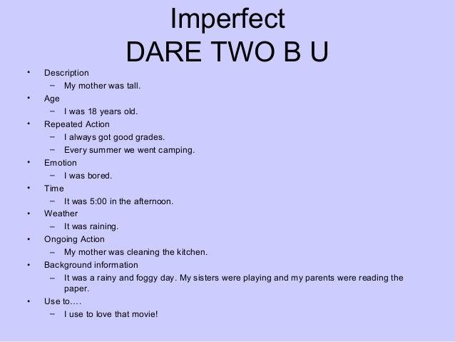 Preterite vs imperfectppt – Preterite Vs Imperfect Practice Worksheets