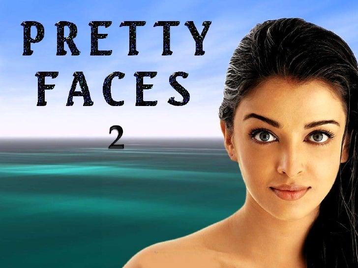 PRETTY FACES 2