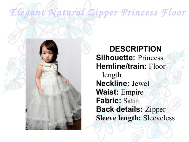 Pretty Flower Girl Dresses Nz