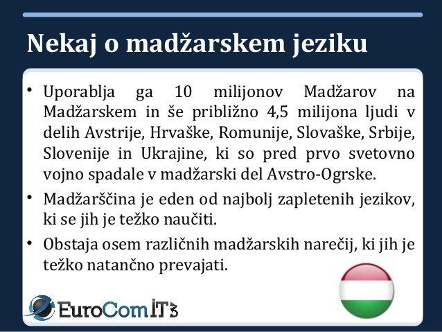 Prevajanje v madžarščino Slide 2