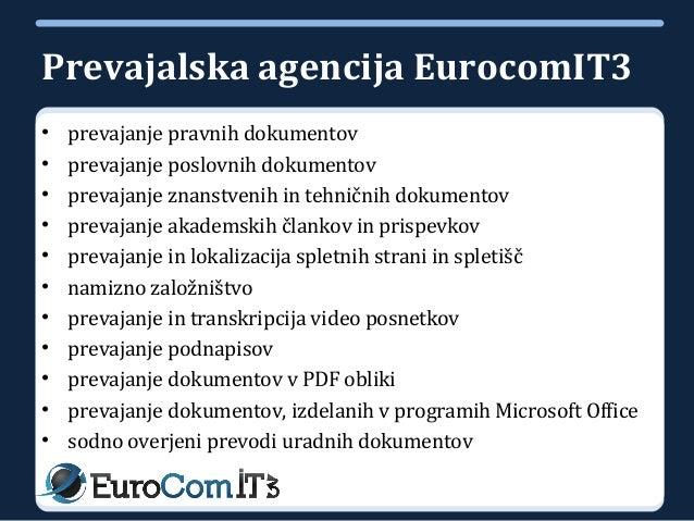 Prevajanje v madžarščino Slide 3