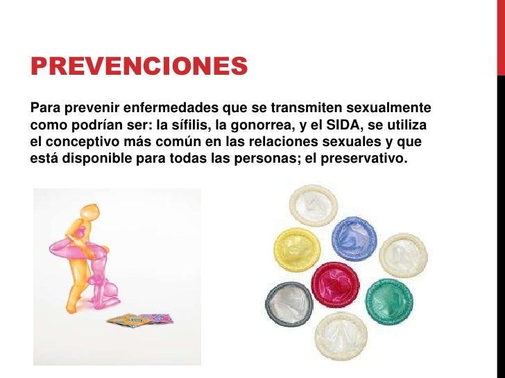 Frases De Prevencion De La Sifilis: Prevención De Enfermedades