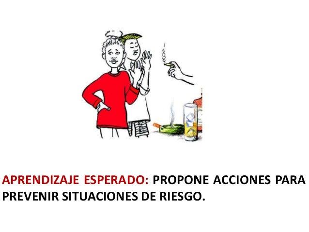 Prevención de situaciones de riesgo y conflictos Slide 2