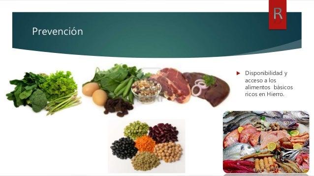 Prevenci n diagn stico y tratamiento de la anemia - Alimentos ricos en calcio y hierro ...