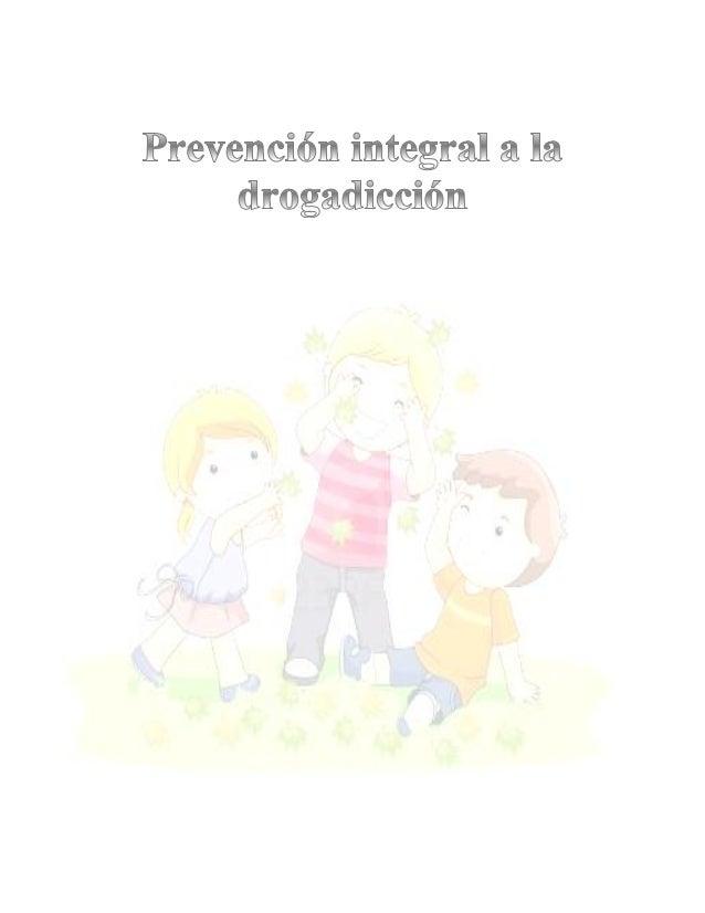 INTRODUCCION La fármaco-dependencia es un fenómeno de gran complejidad, diversas disciplinas se han ocupado de su estudio,...