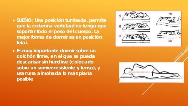 Prevencion del dolor de espalda